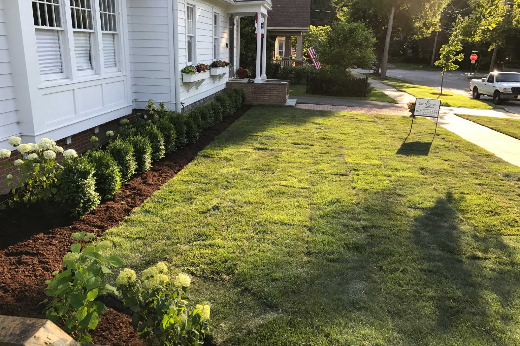 sod installation barrington il