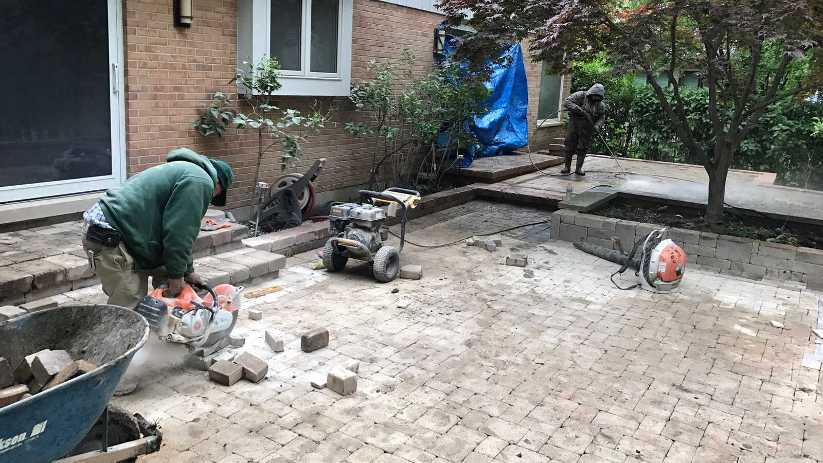 patio repair barrington IL