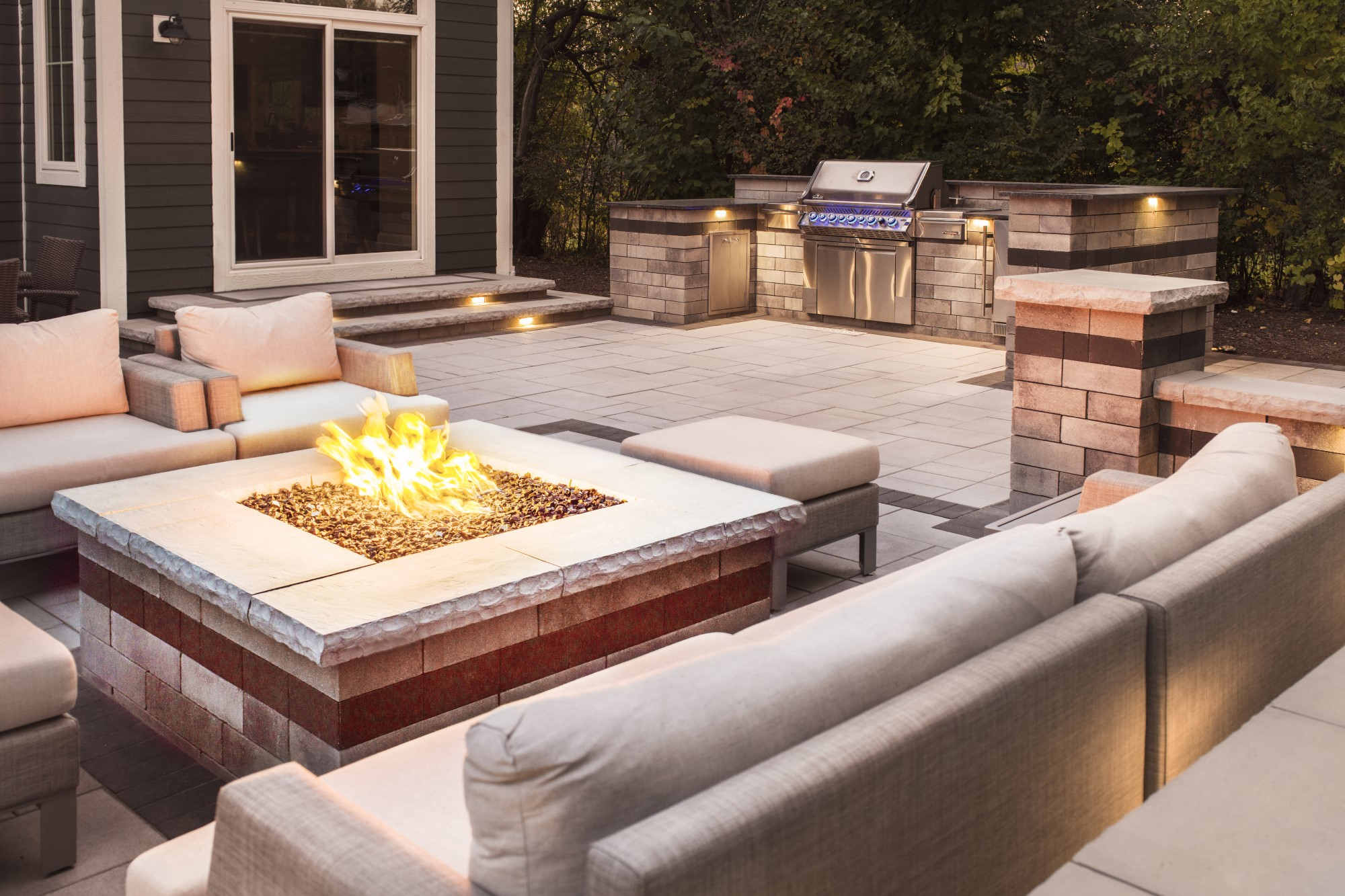 Nl Group Outdoor Living Space